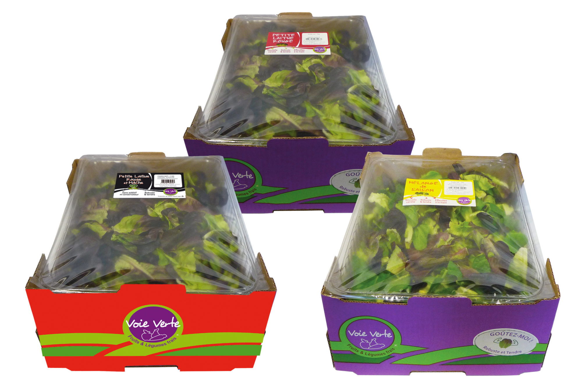 Voie Verte - RHF Salades